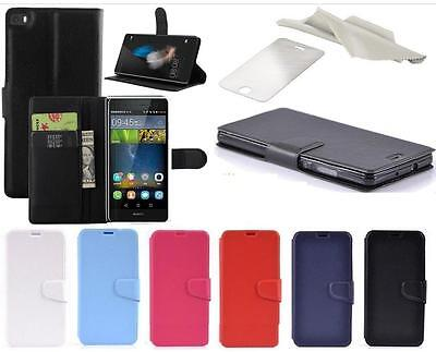 Custodia Flip Cover Stand A Libro In Pelle Per Apple Iphone 4-4S