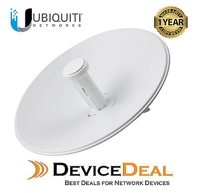 Ubiquiti Networks PowerBeam PBE-M5-400 5GHz 25dBi airMAX Bridge