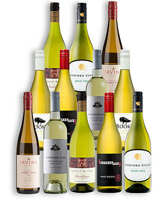 Pinot Gris And Grigio Mix (12 Bottles)