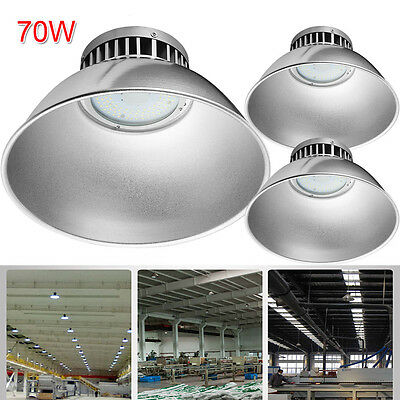 3 x 70W LED High Bay Lamp Commercial Warehouse Industrial Factory Shed Lighting