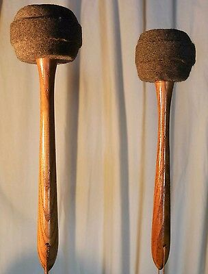 1985 Paiste Gong Mallets!!! Very Rare! The Original! Lower Price!