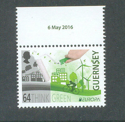 Guernsey-Think green May 2016 single value