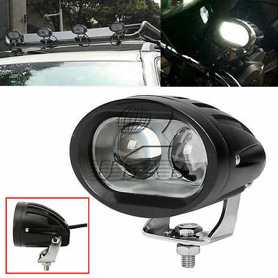 Cree LED White Car Truck SUV 4WD Driving Spot Beam Light Bar Offroad Lamp 20W