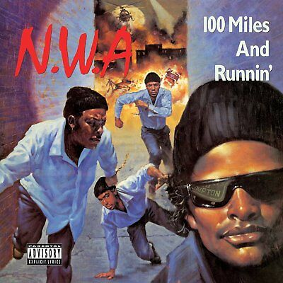 N.w.a. - 100 Miles And Runnin' - Vinyl Lp - New