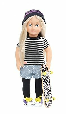 Our Generation - Skateboard Girl Outfit