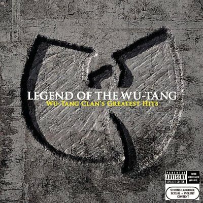 Wu-Tang Clan - Legend Of The Wu-Tang: Greatest Hits - Vinyl Lp - New