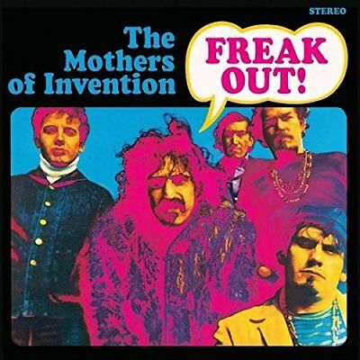 Frank Zappa / The Mothers Of Invention - Freak Out! - Vinyl Lp - New