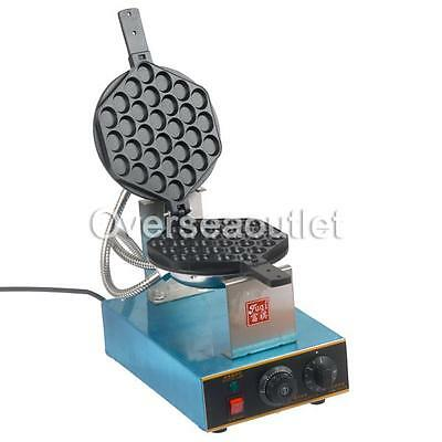FY-6 Stainless Steel Electric Egg Cake Oven QQ Egg Waffle Maker Egg Waffle Machi