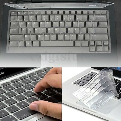 Clear Keyboard Cover Skin Protector For Alienware 13 R2 R3 ANW13 AW13R3 AW13R2