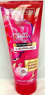 Pl/ Bielenda Body Scrub,peeling, Body Exfoliate Firm & Smooth Skin
