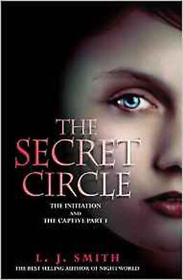 The Secret Circle: The Initiation: The Initiation and The Captive Part 1, New, J