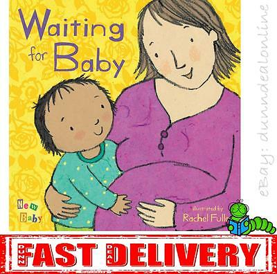 I'm Am a My The New Waiting For Big Baby Brother Sister Shower Gift Book Books
