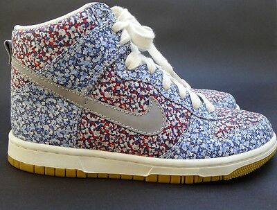 huge discount c7a98 8d9c8 ... sale nike dunk high liberty of london id collection eur 38 usa 7 uk 4.5  fa8ea