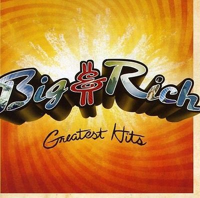 Big & Rich - Greatest Hits [New CD] SEALED