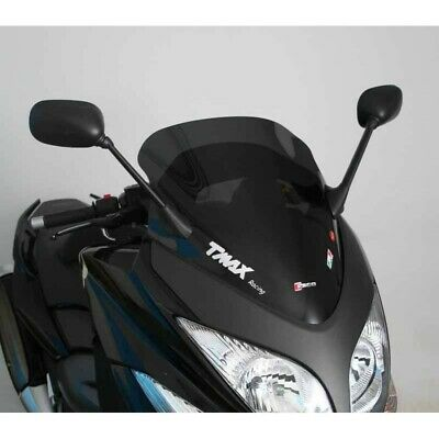 Pare Brise Bulle Faco Sport Fume Adaptable Yamaha Tmax 500 2008-2011