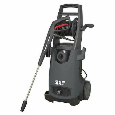 Sealey Pressure Washer Cleaner 170bar with TSS Rotablast Nozzle 230V - PW2500