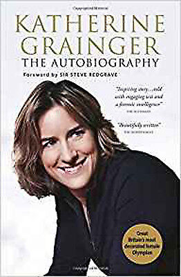 Katherine Grainger: My Autobiography, New, Katherine Grainger Book