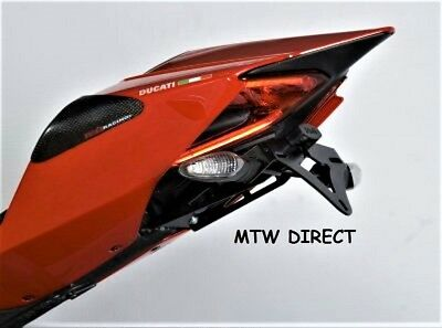 R&G RACING TAIL TIDY / LICENCE PLATE HOLDER Ducati 1199 Panigale (2012)