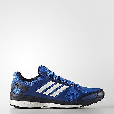 Adidas Supernova Sequence Boost 9 Mens Support Running Gym Trainers Shoes Sizes