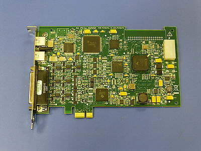 National Instruments PCIe-8255 NI Video Frame Grabber Card, 2-Port IEEE 1394