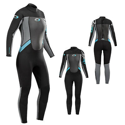 Osprey Origin Womens 3/2mm Neoprene Wetsuit Full Length Ladies Suit UltraFlex