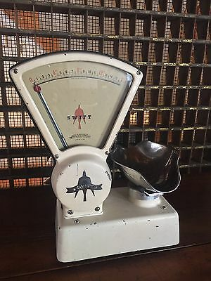 Swift Scale Company 1 lb. Candy Scale Double-Sided Made in England