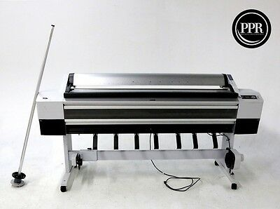 """Epson Stylus Pro 11880 64"""" Large Format Inkjet Printer With Ink and Extra Spool"""