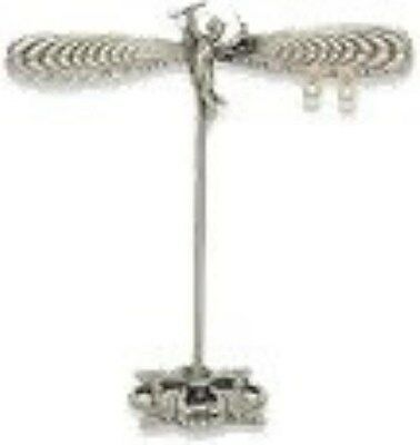Jewelry Display Fixtures NEW ANGEL PEWTER EARRING STAND