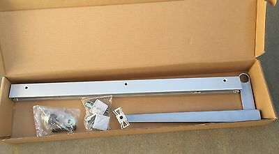 Besam ASSA ABLOY 1007247SI SW200i PAS Arm RIGHT Assembly Silver New