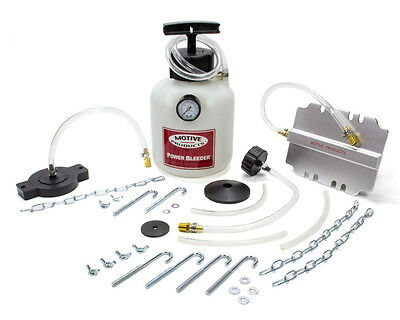 MOTIVE PRODUCTS Universal Power Bleeder Brake Bleeder Kit P/N 250