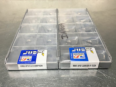 Iscar HM90 APCR 220632R-P IC28 Carbide Insert ** Factory Pack of 10 **
