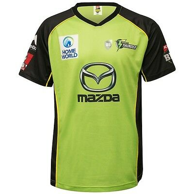 Sydney Thunder Big Bash Jersey Size XL