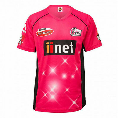 Sydney 6er's Big Bash Jersey Large