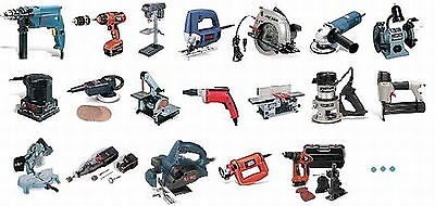 Owner's Manuals, Auto, Electronics, Power Tools etc..