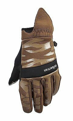 Seibertron Ultra-Stick Receiver American Football Gloves Youth and Adult Brown X