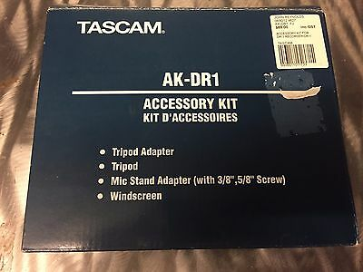 Tascam AK-DR1 Accessory Kit