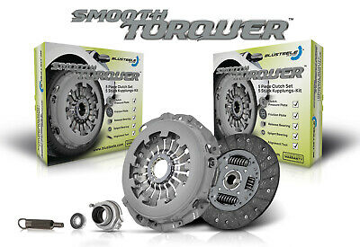 Blusteele Clutch Kit for Mercedes Benz 2636 Series 2636S 10 Cyl OM423 1/1983-ON