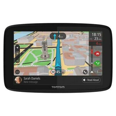 "TomTom GO 620 6"" In Car GPS Navigation with GEN TOMTOM WARRANTY"