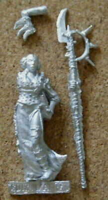 Taban Miniatures Leyla Wearing Brigandine Body Armour