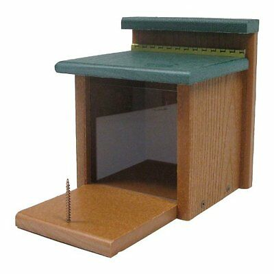 WOOD-GGSQBOX-Woodlink Going Green Squirrel Munch Box Model GGSQBOX