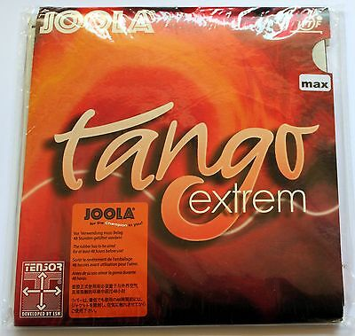 Genuine TENSOR: Joola Tango Extrem Pips-In Table Tennis Rubber/Sponge, Melbourne