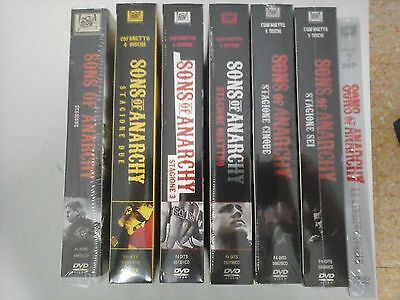 Sons Of Anarchy - Stagioni 1 - 7 (30 DVD) - ITALIANI ORIGINALI SIGILLATI -
