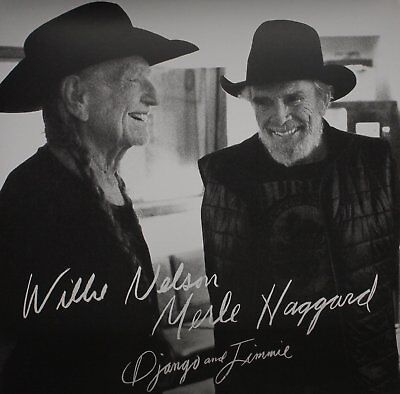 Willie Nelson & Merle Haggard - Django And Jimmie - Vinyl 2Lp Lp - New
