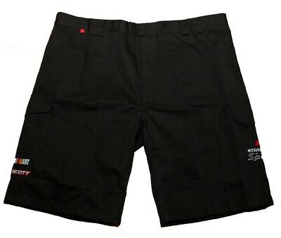 SHORTS Mitsubishi Racing Rally Evo WRC NEW! Black S