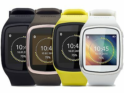 MyKronoz ZeSplash Colour Touchscreen Bluetooth Smartwatch for iPhone iOS Android