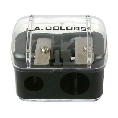 LA COLORS Jumbo Dual Pencil Sharpener (Free Ship)