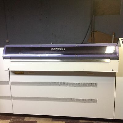Screen PT-R8000II CTP PLatsetter