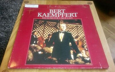Bert Kaempfert Red Roses For A Blue Lady Vinyl LP Record Polydor 817-877-1 VG-VG
