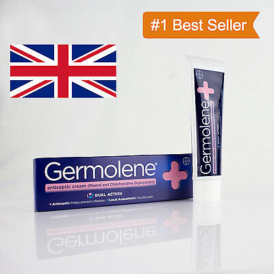 Germolene Antiseptic Cream for Cuts and Blisters 30g - Multi Quantity