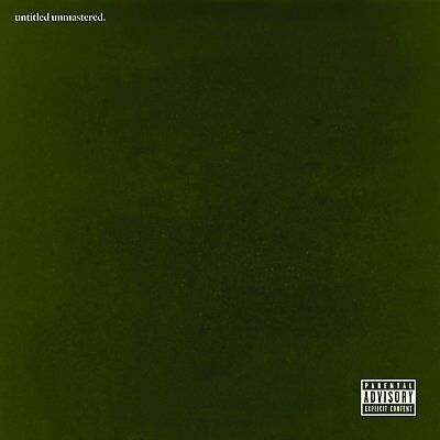 Kendrick Lamar - Untitled Unmastered - Vinyl Lp - New